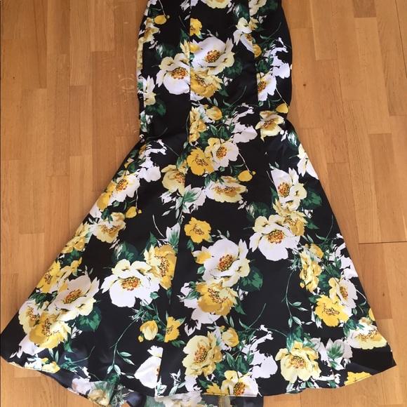 Xscape Dresses & Skirts - Xscape mermaid skirt BEAUTIFUL black tie formal 🌼